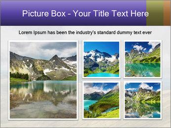 Dark clouds in the sky PowerPoint Template - Slide 19