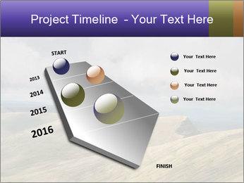 Dark clouds in the sky PowerPoint Template - Slide 26