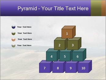 Dark clouds in the sky PowerPoint Template - Slide 31
