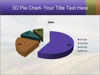 Dark clouds in the sky PowerPoint Template - Slide 35