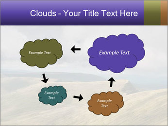 Dark clouds in the sky PowerPoint Template - Slide 72
