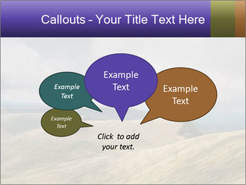 Dark clouds in the sky PowerPoint Template - Slide 73