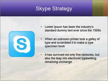Dark clouds in the sky PowerPoint Template - Slide 8