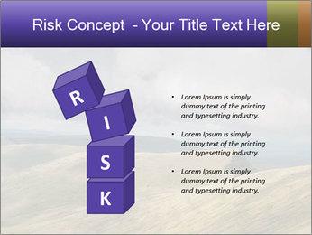 Dark clouds in the sky PowerPoint Template - Slide 81