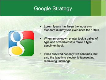 Fresh grass PowerPoint Template - Slide 10