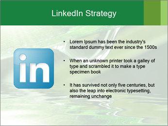 Fresh grass PowerPoint Template - Slide 12