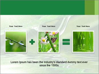 Fresh grass PowerPoint Template - Slide 22