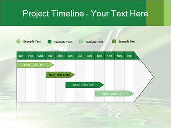Fresh grass PowerPoint Template - Slide 25