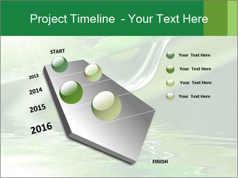 Fresh grass PowerPoint Template - Slide 26