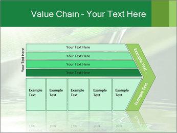 Fresh grass PowerPoint Template - Slide 27