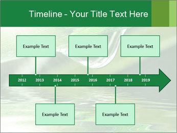 Fresh grass PowerPoint Template - Slide 28