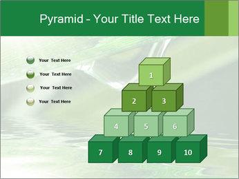 Fresh grass PowerPoint Template - Slide 31