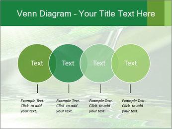 Fresh grass PowerPoint Template - Slide 32