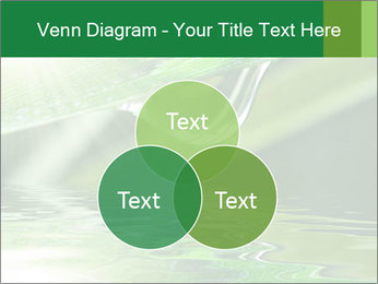 Fresh grass PowerPoint Template - Slide 33