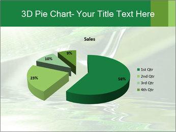 Fresh grass PowerPoint Template - Slide 35