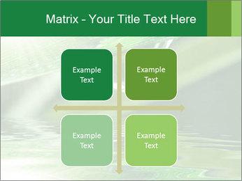 Fresh grass PowerPoint Template - Slide 37