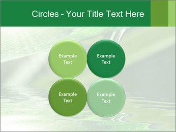 Fresh grass PowerPoint Template - Slide 38