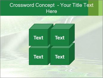 Fresh grass PowerPoint Template - Slide 39