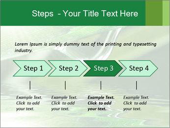 Fresh grass PowerPoint Template - Slide 4