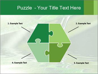 Fresh grass PowerPoint Template - Slide 40