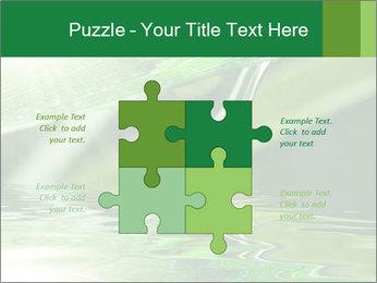 Fresh grass PowerPoint Template - Slide 43
