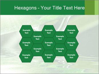 Fresh grass PowerPoint Template - Slide 44