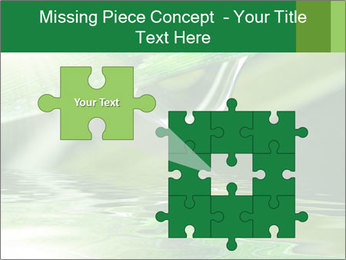 Fresh grass PowerPoint Template - Slide 45