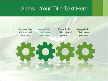 Fresh grass PowerPoint Template - Slide 48