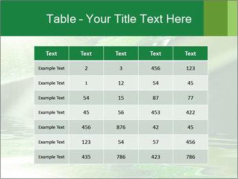 Fresh grass PowerPoint Template - Slide 55