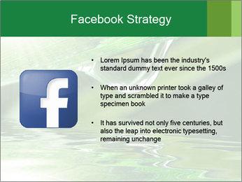 Fresh grass PowerPoint Template - Slide 6
