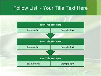 Fresh grass PowerPoint Template - Slide 60