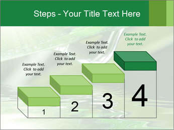Fresh grass PowerPoint Template - Slide 64