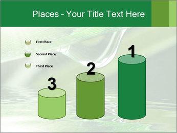 Fresh grass PowerPoint Template - Slide 65