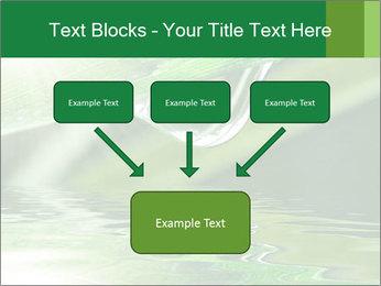 Fresh grass PowerPoint Template - Slide 70