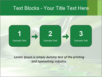 Fresh grass PowerPoint Template - Slide 71