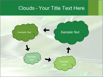 Fresh grass PowerPoint Template - Slide 72