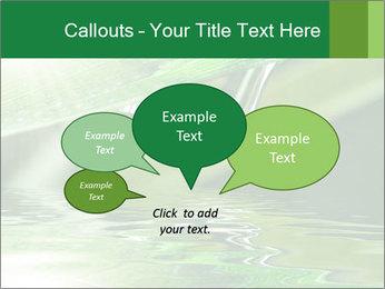 Fresh grass PowerPoint Template - Slide 73