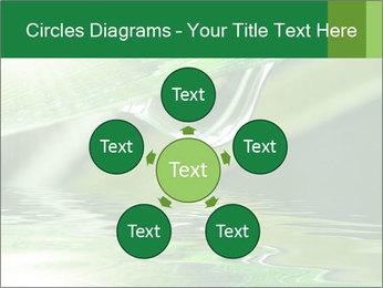 Fresh grass PowerPoint Template - Slide 78