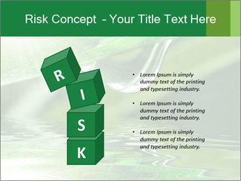 Fresh grass PowerPoint Template - Slide 81