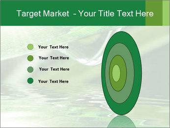 Fresh grass PowerPoint Template - Slide 84