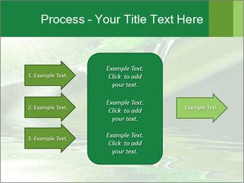Fresh grass PowerPoint Template - Slide 85