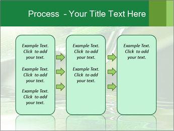 Fresh grass PowerPoint Template - Slide 86