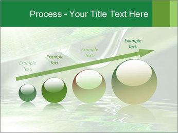 Fresh grass PowerPoint Template - Slide 87