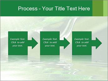 Fresh grass PowerPoint Template - Slide 88