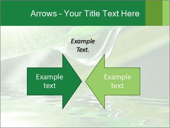 Fresh grass PowerPoint Template - Slide 90