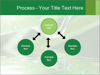 Fresh grass PowerPoint Template - Slide 91