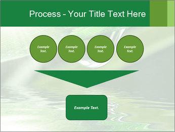 Fresh grass PowerPoint Template - Slide 93