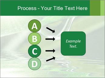 Fresh grass PowerPoint Template - Slide 94
