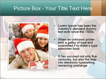 Gift box PowerPoint Template - Slide 13