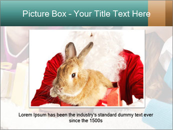 Gift box PowerPoint Template - Slide 15